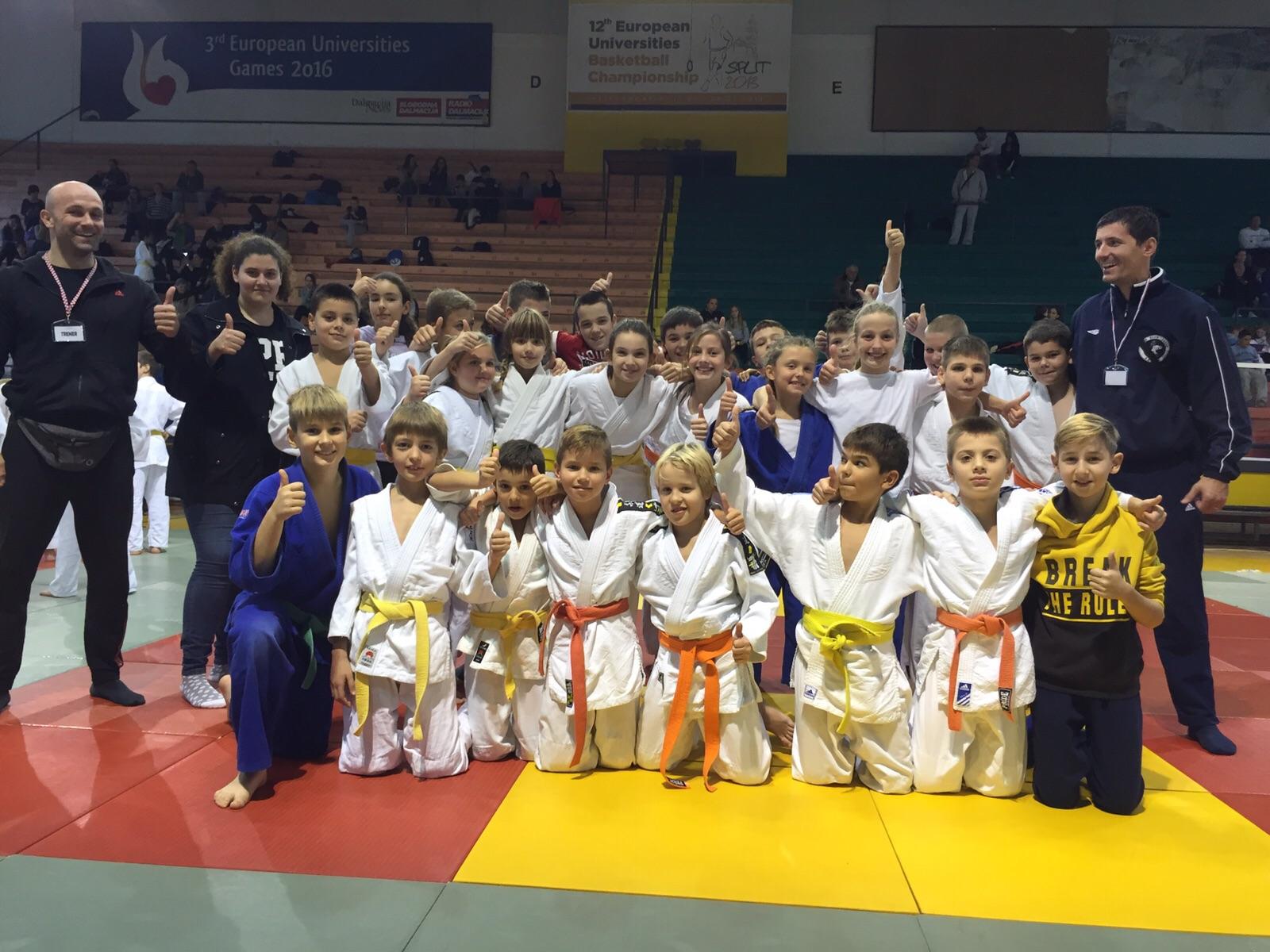 Photo of NAJBOLJI U SPLITU – Čak 29 medalja za Judo klub Zadar