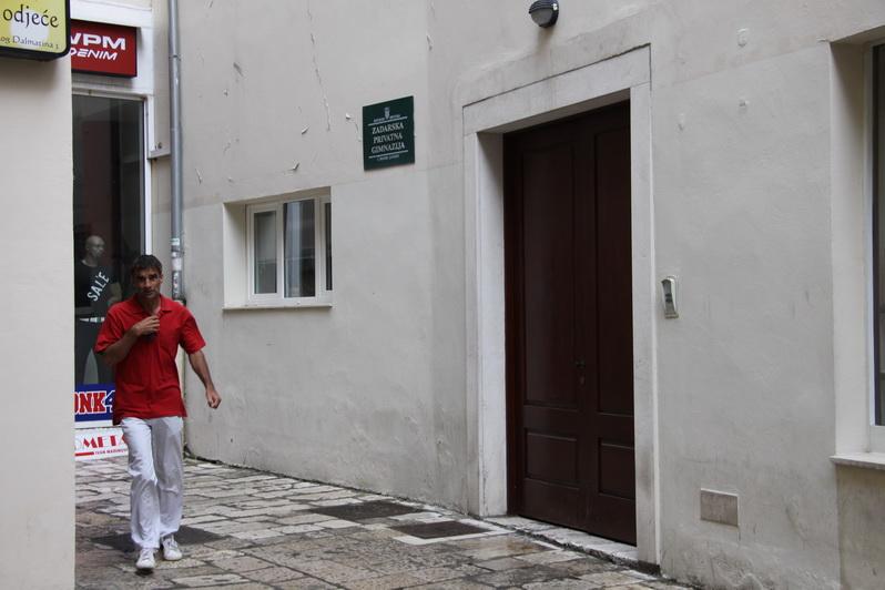 Photo of Zadarska privatna gimnazija deložirana iz centra grada
