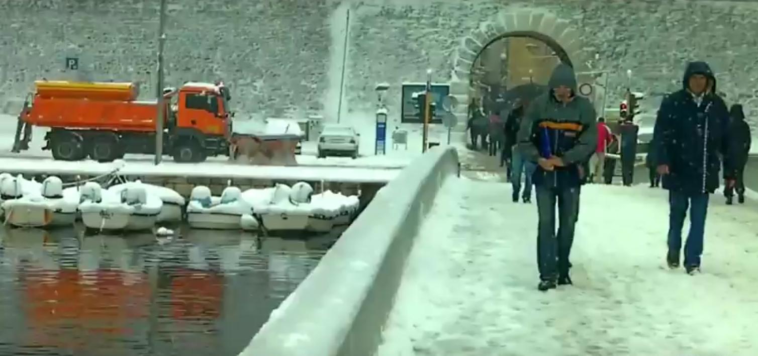 Photo of VIDEO – Pogledajte kako je izgledao Zadar pod snijegom 2012. godine!
