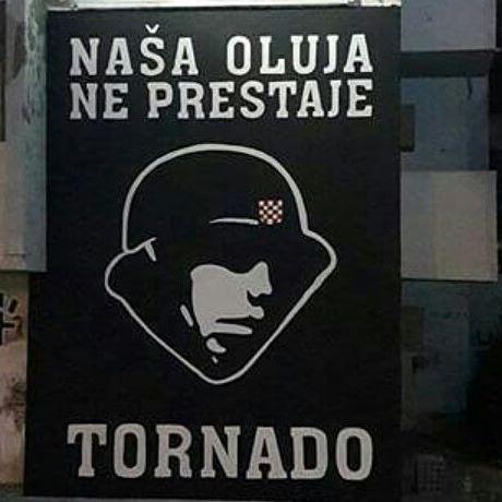 """Photo of SDP-ovka Danijela Vukoša: """"Na Bulevaru se nalazi slika ustaškog vojnika"""""""