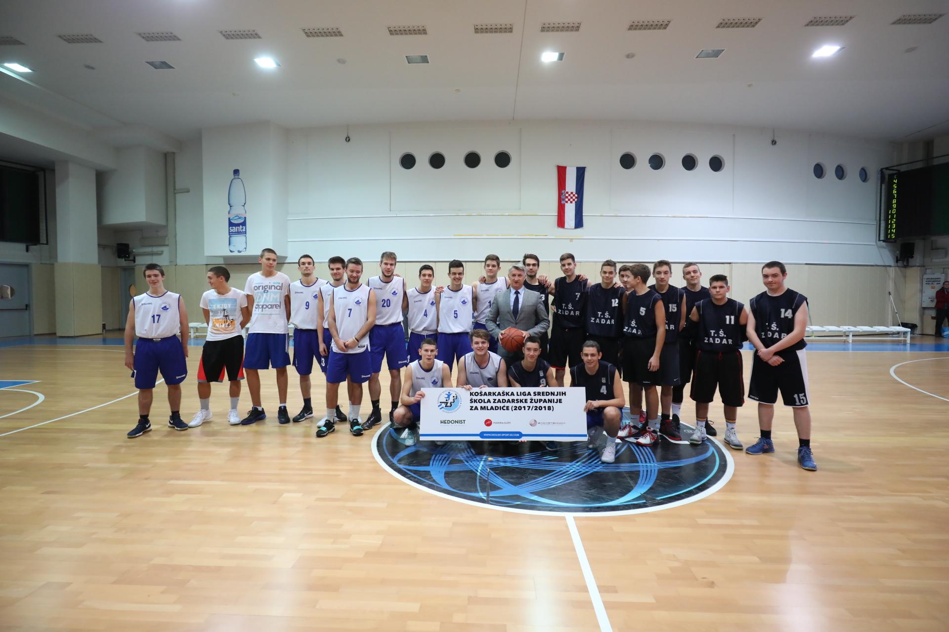 Photo of Započela košarkaška liga srednjih škola; Longin: Školskim natjecanjima stvoriti novu bazu sportaša