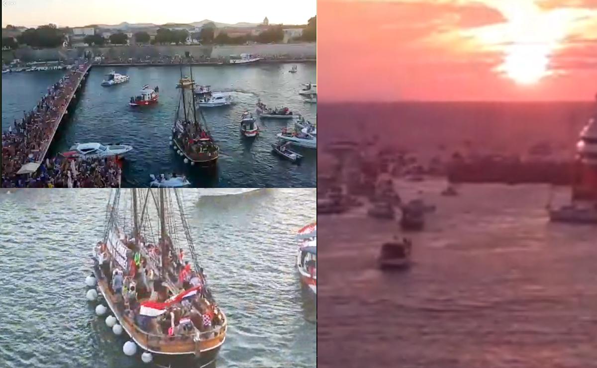 Photo of VIDEO Prijenos veličanstvenog dočeka Vatrenih pogledali ste preko 150 tisuća puta. Hvala vam!