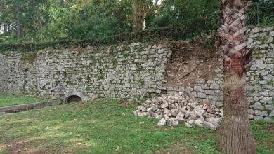 Photo of Urušili se zadarski bedemi koji su pod UNESCO-vom zaštitom