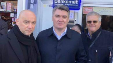 """Photo of Kristijan Kapović: """"Zoran Milanović je jedini normalan izbor"""""""