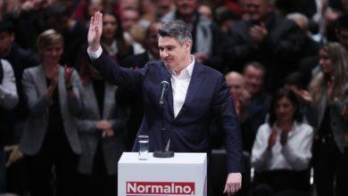 Photo of Zoran Milanović postao je predsjednik države, opet je pobijedio u Zadru