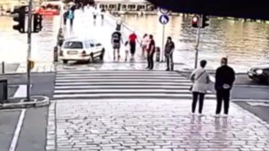 Photo of VIDEO – Vozač iz Polače provozao se Golfom preko mosta, ubrzo ga uhvatila policija