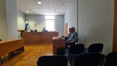 Photo of USKOK-ov optuženik za pljačku državnog proračuna Zdravko Livaković danas je na sudu tražio od Hrvoja Bajla da mu se ispriča