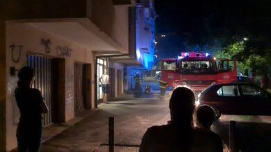 Photo of VIDEO – U garaži na Petrićima zapalio se skuter