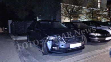 Photo of VIDEO – Kalmeta slupao stranački automobil, policija dva dana bez komentara