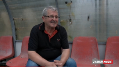 Photo of VIDEO – Otišao je Miško Paunović, legenda zadarskog nogometa