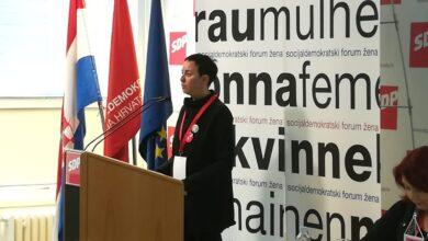 """Photo of Danijela Vukoša kandidirala se za potpretsjednicu GO SDP-a Zadar: """"Borit ću se za progresivnu stranku – stranku različitosti"""""""