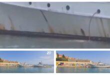 Photo of VIDEO – Brod poznatog zadarskog poduzetnika danima zagađuje more u Foši